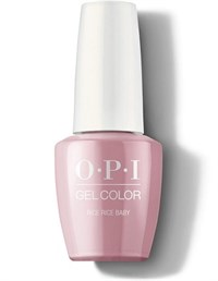 "GCT80 OPI GelColor ProHealth Rice Rice Baby, 15 мл. - гель лак OPI ""Рис, рис детка"""