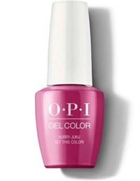 "GCT83 OPI GelColor ProHealth Hurry-juku Get This Color!, 15 мл. - гель лак OPI ""Спешите получить этот цвет!"""