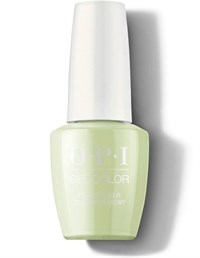 "GCT86 OPI GelColor ProHealth How Does Your Zen Garden Grow?, 15 мл. - гель лак OPI ""Как ваш дзен-сад?"""
