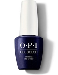 "GCT91 OPI GelColor ProHealth Chopstix and Stones, 15 мл. - гель лак OPI ""Палочки и камни"""