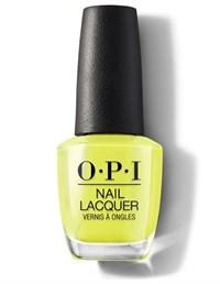 """NLN70 OPI PUMP Up the Volume, 15 мл. - лак для ногтей OPI """"Прибавь громкость"""""""