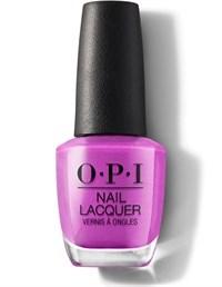 """NLN73 OPI Positive Vibes Only, 15 мл. - лак для ногтей OPI """"Только положительные вибрации"""""""