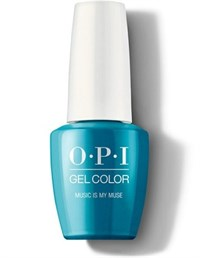 "GCN75 OPI GelColor ProHealth Music is My Muse, 15 мл. - гель лак OPI ""Музыка-моя муза"""