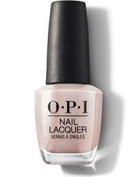 "NLSH3 OPI Chiffon-d of You, 15 мл. - лак для ногтей OPI ""Шифон из тебя"""