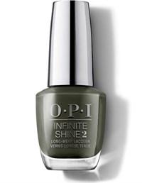 "ISLU15 OPI Infinite Shine Things I've Seen in Aber-green, 15 мл. - лак для ногтей ""Что я видел в Абергрине"""