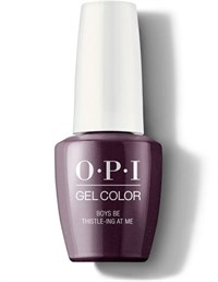 "GCU17 OPI GelColor ProHealth Boys Be Thistle-ing at Me, 15 мл. - гель лак OPI ""Мальчики свистят в след"""