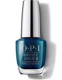 "ISLU19 OPI Infinite Shine Nessie Plays Hide & Sea-k, 15 мл. - лак для ногтей ""Несси играет в прятки"""
