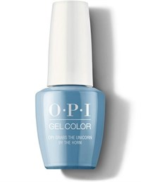 "GCU20 OPI GelColor ProHealth OPI Grabs the Unicorn by the Horn, 15 мл. - гель лак OPI ""Схватил единорога за рог"""