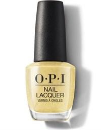 """NLM86 OPI Suzi's Slinging Mezcal, 15 мл. - лак для ногтей OPI """"Сюзи бросает мескаль"""""""