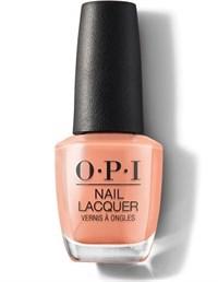 """NLM88 OPI Coral-ing Your Spirit Animal, 15 мл. - лак для ногтей OPI """"Коралл это твой тотем"""""""