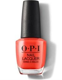 "NLM90 OPI Viva OPI!, 15 мл. - лак для ногтей OPI ""Вива ОПИ!"""