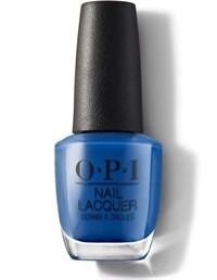 """NLM92 OPI Mi Casa Es Blue Casa, 15 мл. - лак для ногтей OPI """"Мой дом - синий"""""""