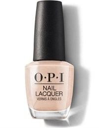 "NLE95 OPI Pretty in Pearl, 15 мл. - лак для ногтей OPI ""Милашка в жемчуге"""