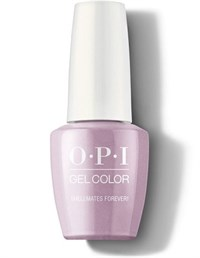 "GCE96 OPI GelColor ProHealth Shellmates Forever!, 15 мл. - гель лак OPI ""Раковины навсегда!"""
