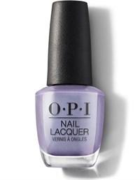"NLE97 OPI Just a Hint of Pearl-ple, 15 мл. - лак для ногтей OPI ""Только намек на жемчуг"""