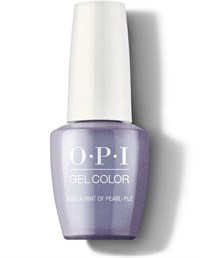 """GCE97 OPI GelColor ProHealth Just a Hint of Pearl-ple, 15 мл. - гель лак OPI """"Только намек на жемчуг"""""""