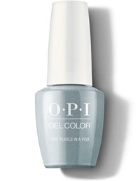 "GCE99 OPI GelColor ProHealth Two Pearls in a Pod, 15 мл. - гель лак OPI ""Две жемчужины в раковине"""