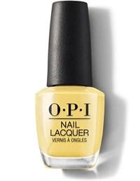 NLW56 OPI Never a Dulles Moment, 15 мл. - лак для ногтей OPI «Время не вернуть»