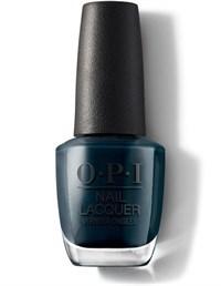 NLW53 OPI CIA = Color is Awesome, 15 мл. - лак для ногтей OPI «ЦРУ- цвет реально удивляет»