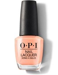 NLN58 OPI Crawfishin' for a Compliment, 15 мл. - лак для ногтей OPI «Ловлю комплименты»