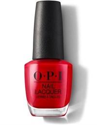 NLN25 OPI Big Apple Red, 15 мл. - лак для ногтей OPI «Большое красное яблоко»
