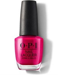 "OPI California Raspberry, 15 мл. - лак для ногтей OPI ""Калифорнийская малина"""