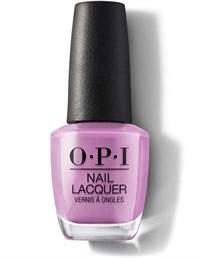 NLI62 OPI One Heckla of a Color!, 15 мл. - лак для ногтей OPI «Цвет не важен»