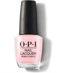 """NLH39 OPI It's a Girl!, 15 мл. - лак для ногтей OPI """"Это же девочка!"""""""