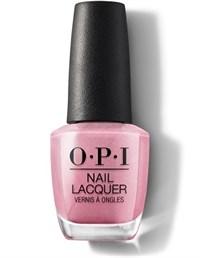 "NLG01 OPI Aphrodite's Pink Nightie, 15 мл. - лак для ногтей OPI ""Розовая ночнушка Афродиты"""