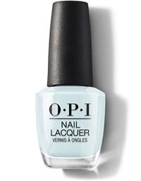 "NLF88 OPI Suzi Without A Paddle, 15 мл. - лак для ногтей OPI ""Сьюзи без весла"""