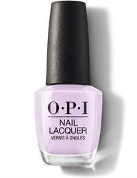 "NLF83 OPI Polly Want A Lacquer?, 15 мл. - лак для ногтей OPI ""Полли хочет лак?"""