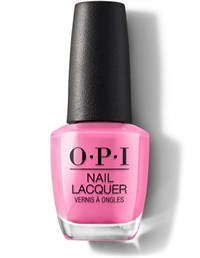 "NLF80 OPI Two Timing The Zones, 15 мл. - лак для ногтей OPI ""Две временные зоны"""
