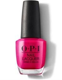 """NLC09 OPI Pompeii Purple, 15 мл. - лак для ногтей OPI """"Фиолетовые Помпеи"""""""