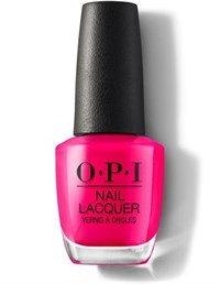 "NLB36 OPI That's Berry Daring, 15 мл. - лак для ногтей OPI ""Эта дерзкая ягода"""