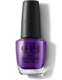 """NLB30 OPI Purple With A Purpose, 15 мл. - лак для ногтей OPI """"Фиолетовый с целью"""""""