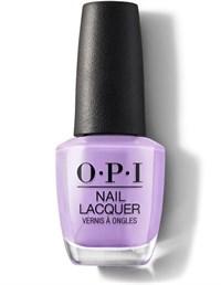 NLB29 OPI Do You Lilac It, 15 мл. - лак для ногтей «Сделай его сиреневым»