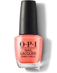 NLA67 OPI Toucan Do It If You Try, 15 мл. - лак для ногтей «Тукан сделает это, если пробуешь»