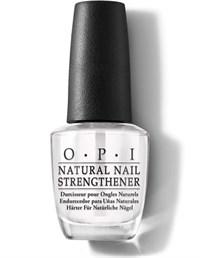 NTT60 OPI Natural Nail Strengthener, 15 мл. - средство для укрепления натуральных ногтей