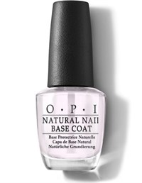 NTT10 OPI Natural Nail Base Coat, 15 мл. - покрытие базовое для натуральных ногтей