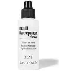 NTT01 OPI Nail Lacquer Thinner, 60 мл. - жидкость для разбавления лака