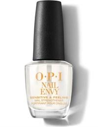 """NT121 OPI Sensitive & Peeling Nail Envy, 15 мл. - """"Нэйл Энви"""" для чувствительных и слоящихся ногтей"""
