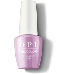 "GC102A OPI GelColor ProHealth Do You Lilac It? (Pastels), 15 мл. - гель лак OPI ""Ты что, сиреневый?"""