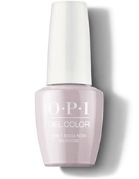 "GCA60A OPI GelColor ProHealth Don't Bossa Nova Me Around, 15 мл. - гель лак OPI ""Не кружи меня"""