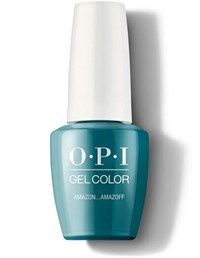 "GCA64A OPI GelColor ProHealth AmazON...AmazOff, 15 мл. - гель лак OPI ""Амазонка"""