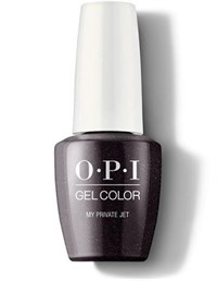 "GCB59A OPI GelColor ProHealth My Private Jet, 15 мл. - гель лак OPI ""Мой личный самолёт"""
