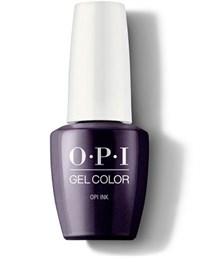 "GCB61A OPI GelColor ProHealth OPI Ink, 15 мл. - гель лак OPI ""Чернила"""