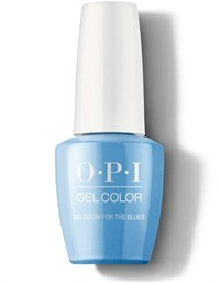 "OPI GelColor ProHealth No Room For the Blues, 15 мл. - гель лак OPI ""Нет места для блюза"""