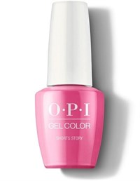 "GCB86A OPI GelColor ProHealth Short Story, 15 мл. - гель лак OPI ""Рассказ"""
