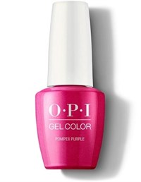 "GCC09A OPI GelColor ProHealth Pompeii Purple, 15 мл. - гель лак OPI ""Помпеи"""