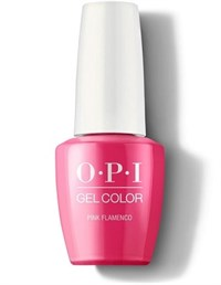 "GCE44A OPI GelColor ProHealth Pink Flamenco, 15 мл. - гель лак OPI ""Розовый фламенко"""